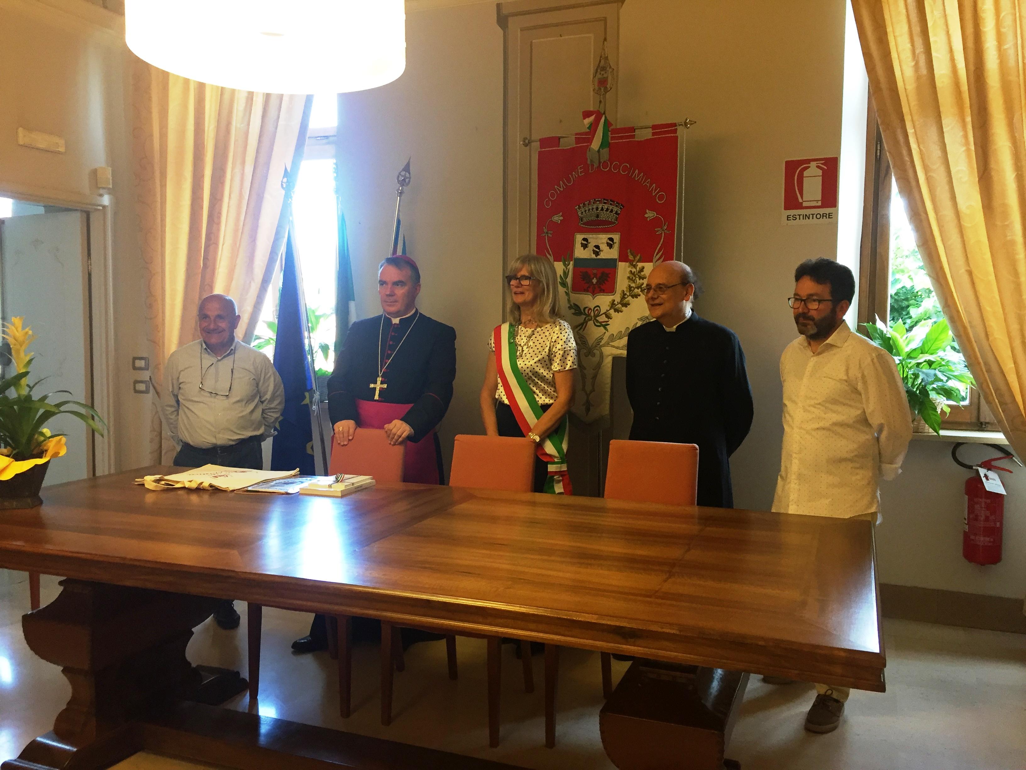 Visita del Vescovo