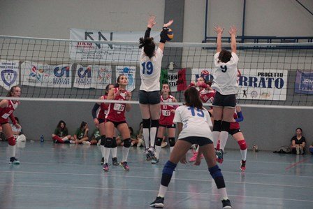Torneo Fourteen Volley 2018