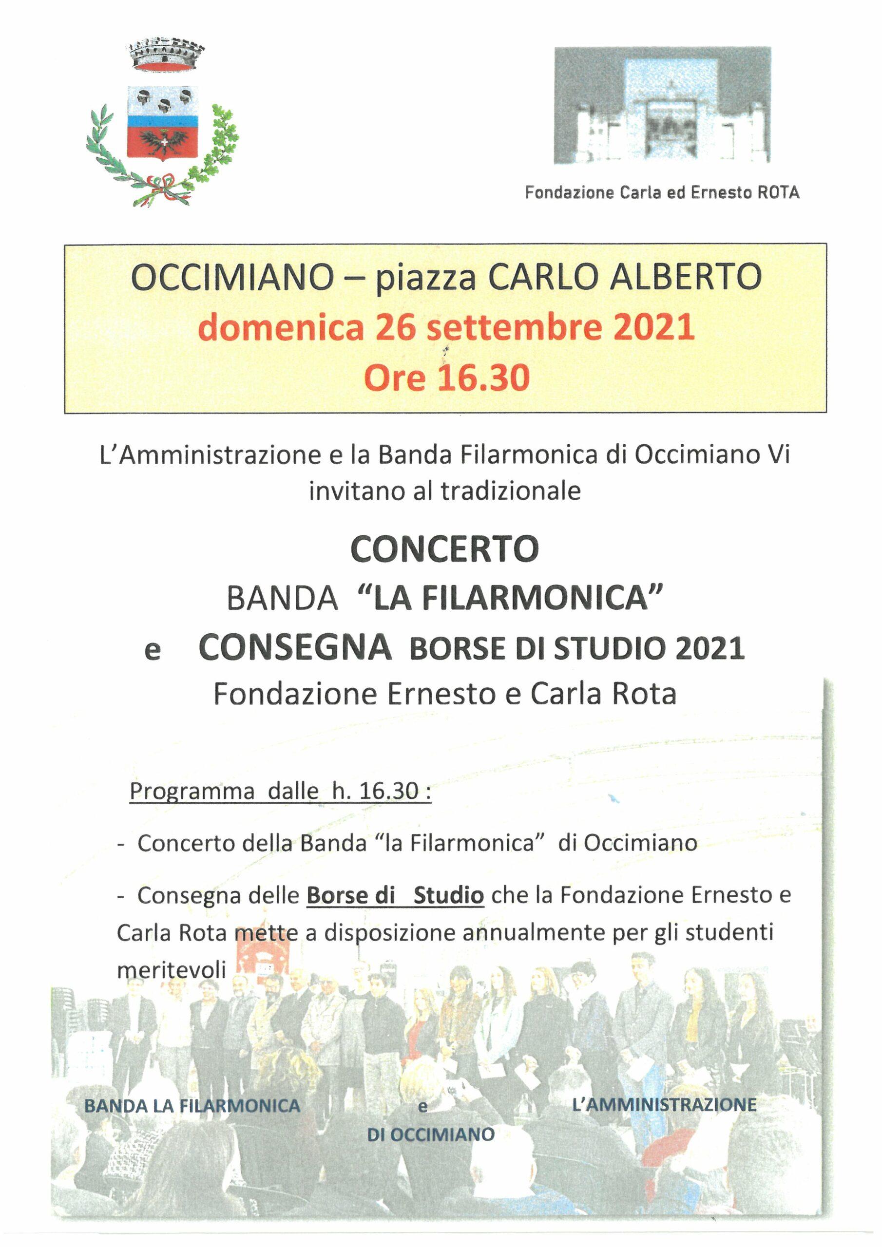 Concerto Banda La Filarmonica